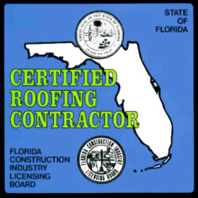 Florida Certified Roofing Contractor